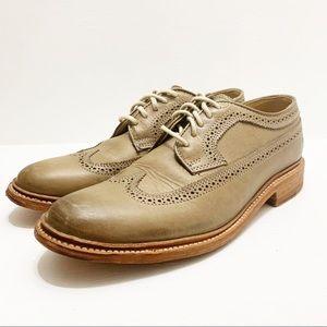 FRYE   Wingtip Oxford Dress Shoes